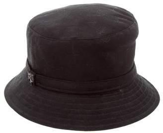 Philip Treacy Embellished Bucket Hat