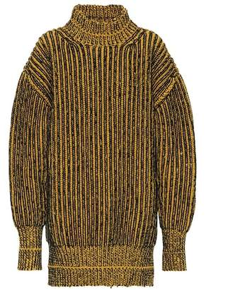 Balenciaga Oversized wool sweater