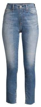 AG Jeans Sophia High-Rise Ankle Jeans