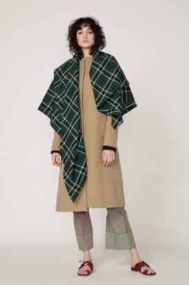 Rosie Assoulin Shawl Coat