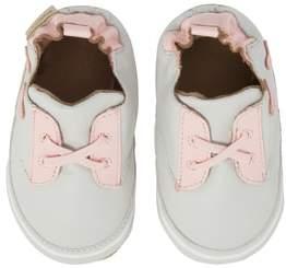 Robeez R) Heartbreaker Slip-On Crib Sneaker