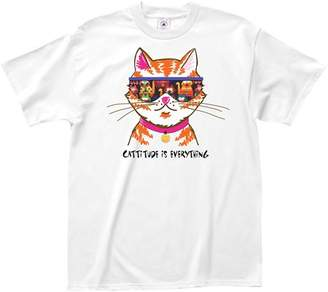 L.A. Imprints Cattitude T-Shirt-Extra Large