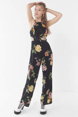 Urban Outfitters Strappy Halter Jumpsuit