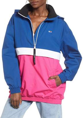 Tommy Jeans Colorblock Hooded Popover