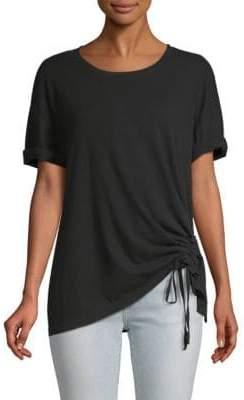 Current/Elliott Cotton Knit Casson Top