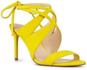 Women's Nine West Ronnie Ankle Tie Sandal $88.95 thestylecure.com