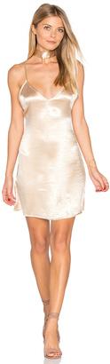 REVERSE Choker Slip Dress $65 thestylecure.com