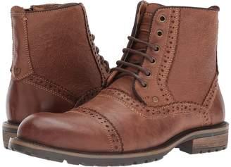 Steve Madden Settler Men's Lace-up Boots