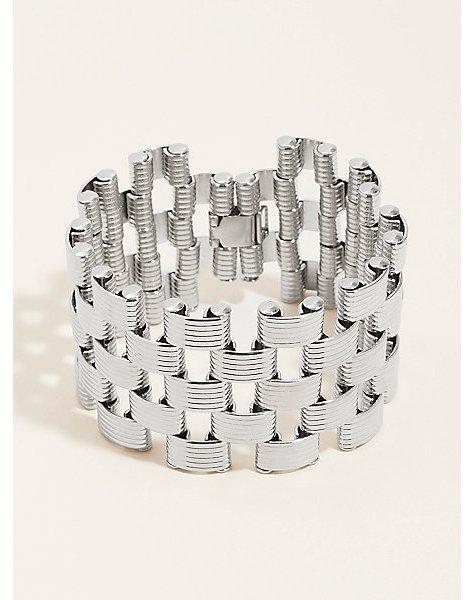 Basket Link Bracelet