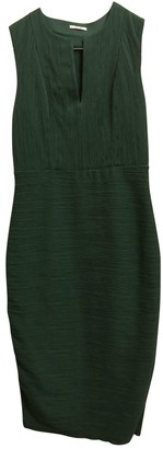 Wolford Green Wool Dress for Women