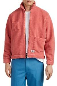 Dickies CONSTRUCT Men's Sherpa Mechanic's Jacket - Pink