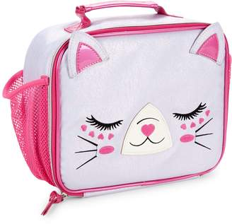 Under One Sky Cat Face Lunch Box