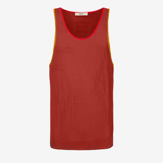 Bally VISCOSE MESH TANK TOP