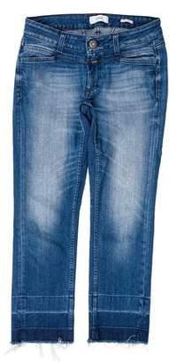 The Kooples Mid-Rise Skinny Jeans
