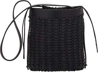 Paco Rabanne Women's 14#01 Chain-Mail Bucket Bag - Black