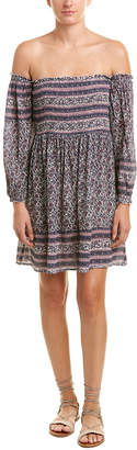 Raga Sydney Off-The-Shoulder Mini Dress