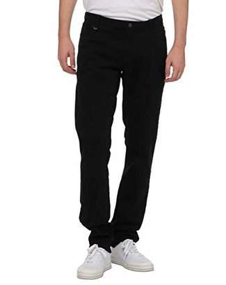 Sisley Men's Trousers, (Black 100)