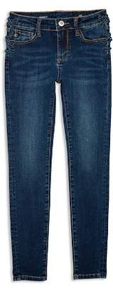 AG Adriano Goldschmied Kids Girls' Bexley Lace-Up Super Skinny Jeans - Big Kid