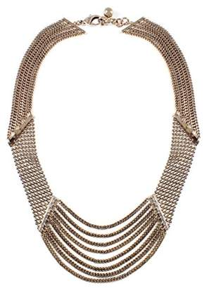 Lulu Frost Women's Claude Draped Necklace of Length 54.61cm