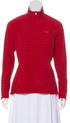 The North Face Fleece Mock Neck Sweatshirt