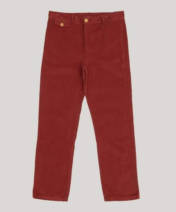 Paloma Wool Laguna Straight-Leg Corduroy Trousers