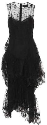 Simone Rocha Floral lace dress