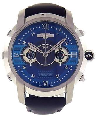 Dewitt Glorious Knight FTVCHR003.RFB Stainless Steel Automatic Chronograph 46mm Mens Watch