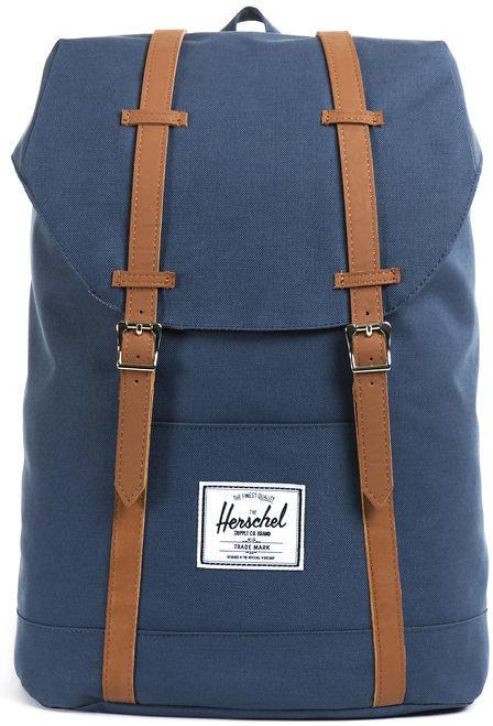 Herschel The Retreat Backpack in Navy