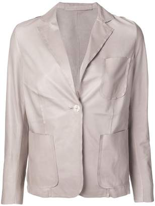 Salvatore Santoro single breasted blazer