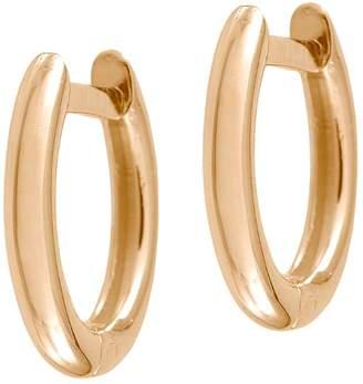 Jezebel London - Plain Millennium Hoop Earrings