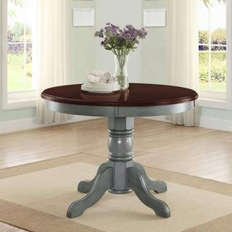 Better Homes & Gardens Better Homes and Gardens Cambridge Place Dining Table, Blue