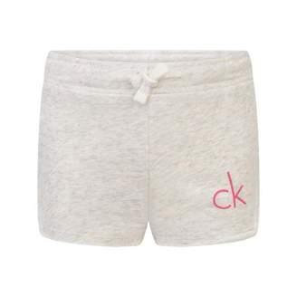Calvin Klein Calvin KleinGirls Confetti Grey Heather Shorts