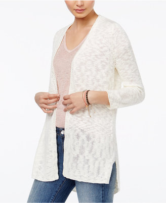 One Hart Juniors' Open-Front Cardigan, Only at Macy's $49 thestylecure.com