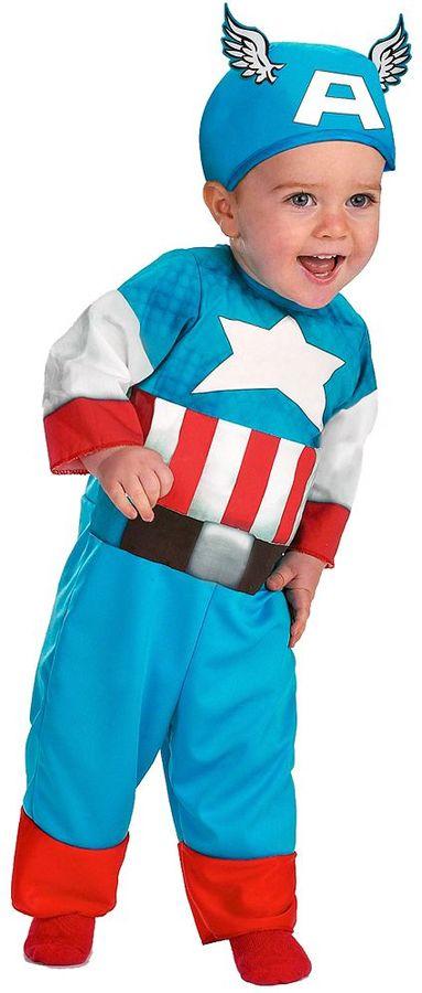 Captain America™ Costume - Baby