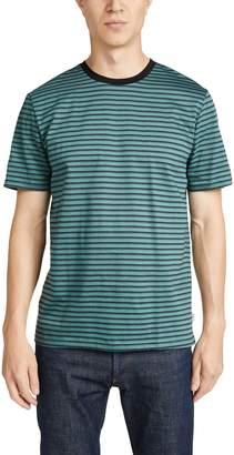 A.P.C. Short Sleeve Striped T-Shirt