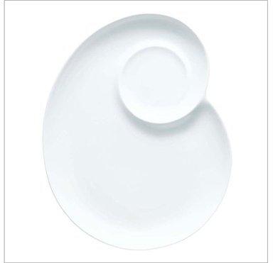 Dansk Spiral Mug Plate
