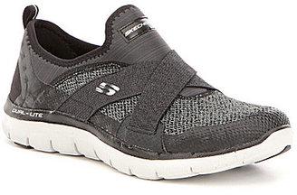Skechers Sport Flex Appeal 2.0 - New Image Sneakers $65 thestylecure.com