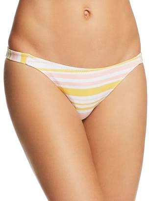 Eberjey Painted Stripe Taylor Bikini Bottom