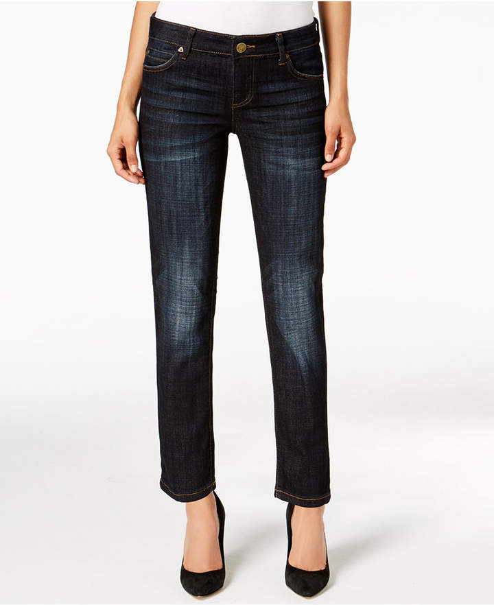 Kut from the Kloth Catherine Petite Boyfriend Jeans