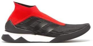 Adidas Originals - Predator Tango 18+ Tr Trainers - Mens - Black Red