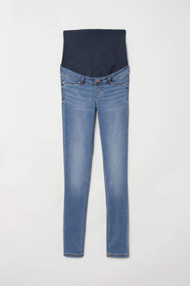 H&M MAMA Feather Soft Jeggings - Blue