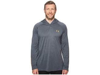 Under Armour UA Techtm Popover Henley Men's Long Sleeve Pullover