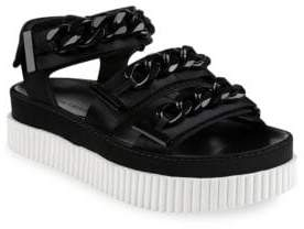 KENDALL + KYLIE Ivie Flatform Sandals