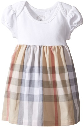 Burberry Kids - Cherrylina Dress Girl's Dress $150 thestylecure.com