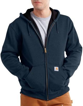 Carhartt Rain Defender Rutland Thermal Lined Full-Zip Hoodie - Men's