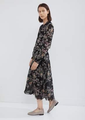 Etoile Isabel Marant Jina Floral Dress