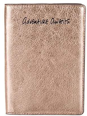 Rebecca Minkoff Adventure Awaits Passport Wallet