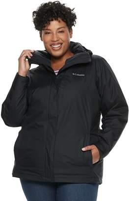 Columbia Plus Size Ramona Falls Hooded 3-in-1 Jacket