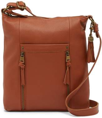 The Sak Ladera Leather Crossbody Bag