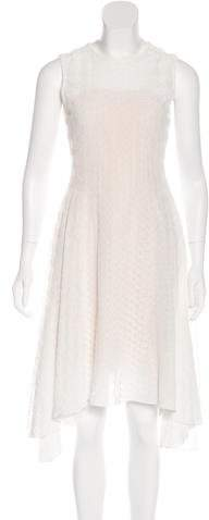 Christian Dior Knit Midi Dress